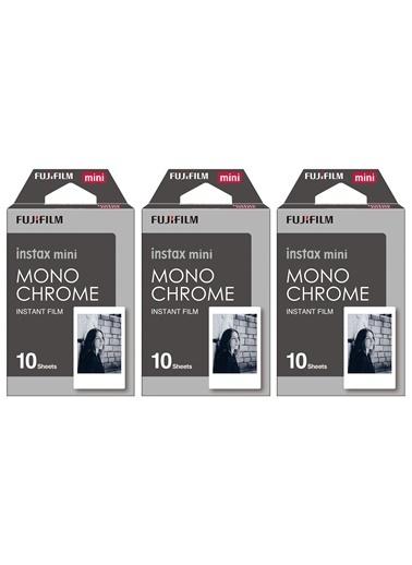 Instax Instax Mini Monochrome Siyah-Beyaz 10X3 Film Seti Renkli